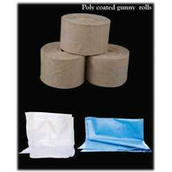 poly coated gunny rolls