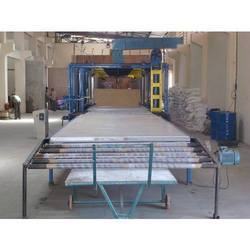 Three Conveyor Cont Foaming Machine