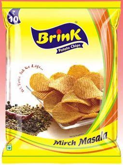 Mirch Masala Potato Chips