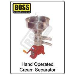 Hand Operated Cream Separator