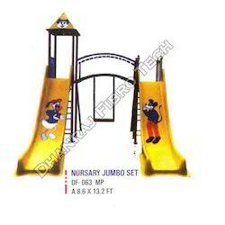 Jumbo Slide and Swing