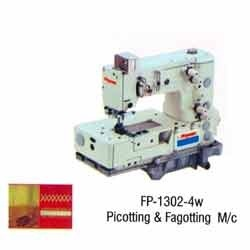 Picot Hemstitch Machine