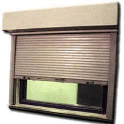 Metal Rolling Shutters