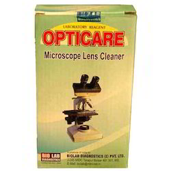 opticare microscope lens cleaner