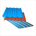Industrial Colour Coated Sheet Shed