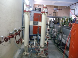 Gas Plant & Ammonia Cracker Plant