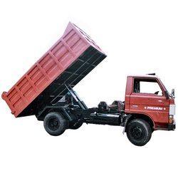 Hydraulic Tipper Trucks