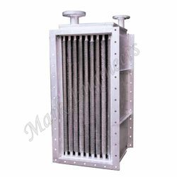 Solvent Plant Heat Exchanger