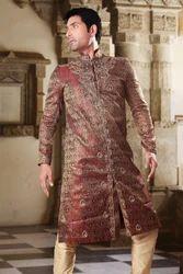 Ravishing Wedding Semi Sherwani