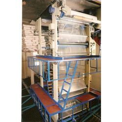 HMHDPE and LDPE Wide Width Blown Film Plant