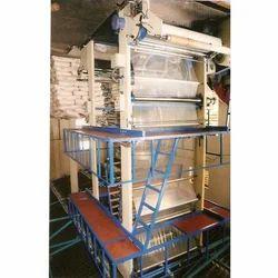 HMHDPE and LDPE Wide Width Blown Film Plant