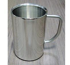 Stainless Steel DW Tall Mug