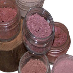 coloured cosmetics