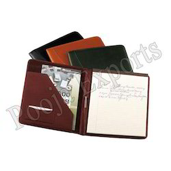 Leather Conference Folder (PC008)