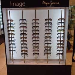 Sunglasses Kiosk For  in sunglasses kiosks manufacturer from mumbai