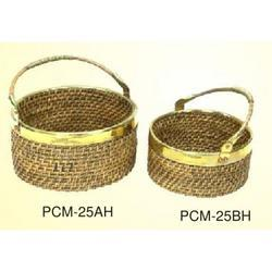 Round, Table Basket