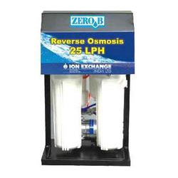 Ion Exchange Zero B Reverse Osmosis Compact Unit