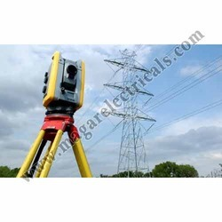 Electric Project Land Survey