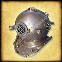 Diver S Helmet Mark V Antique Finish