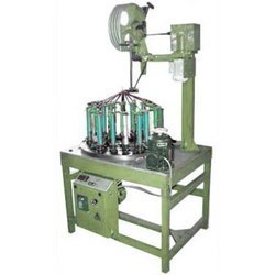 Solid Cord Braiding Machine