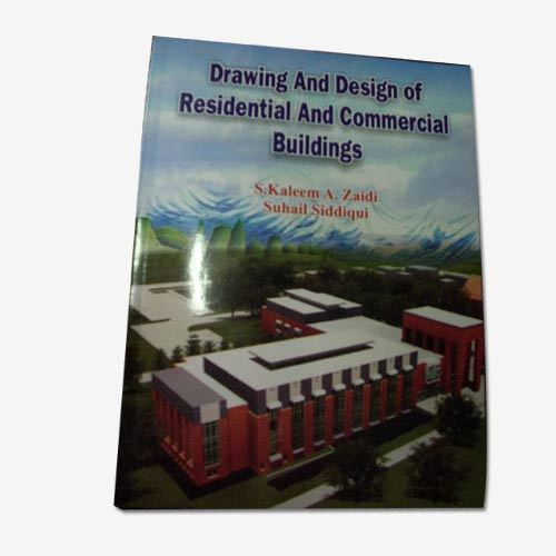 Drawing & Design of Residential & Commercial Buildings