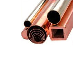 Copper Tubes For Auto Industries