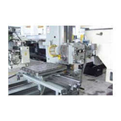 Horizontal Boring & Milling Machines Job Work