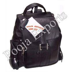 Leather Backpack Bags (Product Code: BP030)
