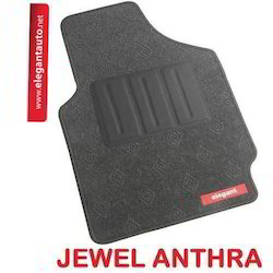 Jewel Anthra Foot Mats