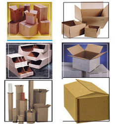 Corrugated Boxes In Imported Plants