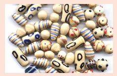 Bone Mix Beads