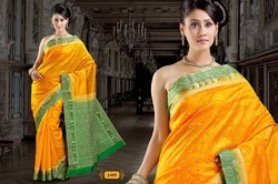Viscose Georgette Saree For Sale