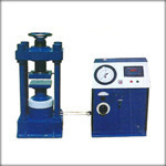 Compression Testing Machine Electric Operated