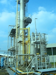 Bio Gas Upgrading Plant