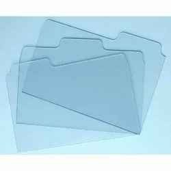 Acrylic Folders
