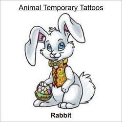 Rabbit Tattoo