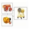 Portable Ventilation Axial Fans