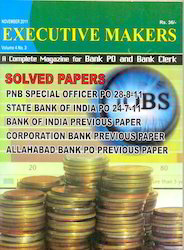 Executive Makers A Complete Magazine For Bank PO