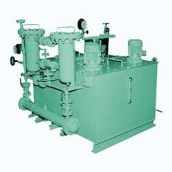 Top Mounted Oil Lubrication System