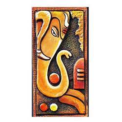 Stuffed toys ganesha mural paintings manufacturer for Mural art of ganesha