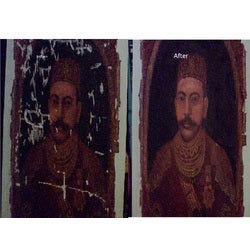 Oil Paintings Conservation Service
