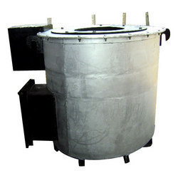 Industrial Non Ferrous Melting Furnace