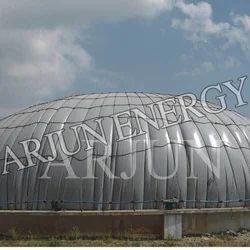 Tapioca Water Based Biogas Plant