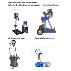 Road Construction Lab Testing Equipments