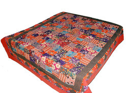 Vintage Kantha Quilts Blanket