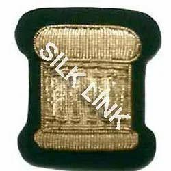Handmade Embroidery Badge