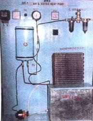 Water-Heater Working Models