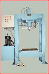 H Type Hydraulic Press