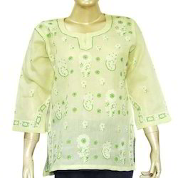Full Sleeves Chikan Top