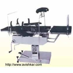 Surgical Operating Table Hydraulic ( Major Head End Control)
